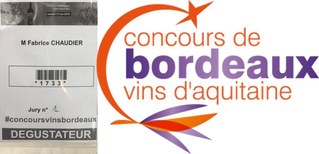 Concours des vins de Bordeaux : cohérent