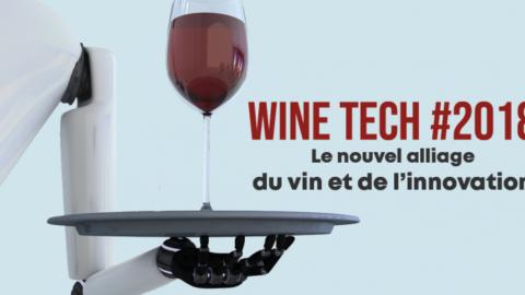 Wine Tech #2018 jeudi 29 novembre